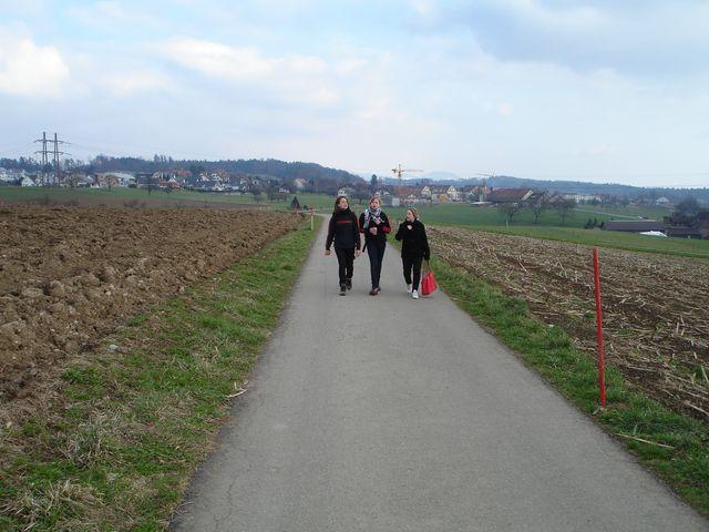 Volksmarsch 2008